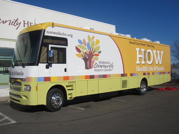 Norwalk Community Health Center Expands Reach with Launch of