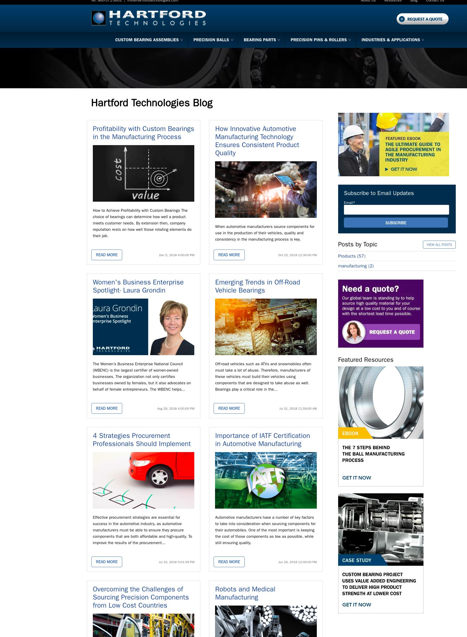 Hartford Technologies | Snyder Group-1