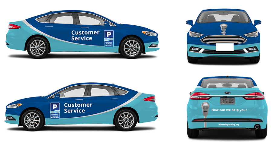 NPA-car wrap