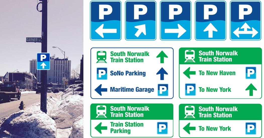 NPA-way signs