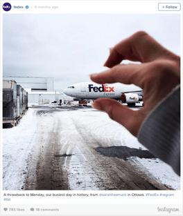 Fedex_Instagram